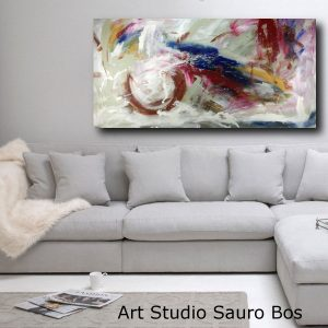 quadro per soggiorno moderno c526 300x300 - AUTHOR'S ABSTRACT PAINTINGS