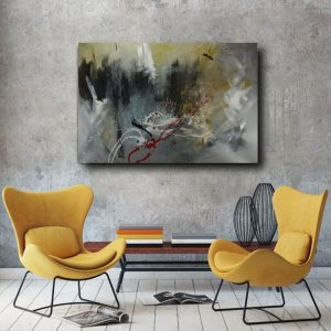quadro su tela astratto c505 300x300 - AUTHOR'S ABSTRACT PAINTINGS