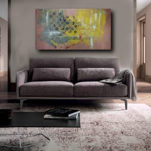 quadro su tela astratto moderno grande c522 300x300 - Quadri Astratti Orizzontali