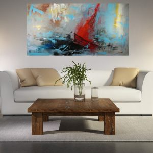 quadro su tela moderno c531 300x300 - AUTHOR'S ABSTRACT PAINTINGS