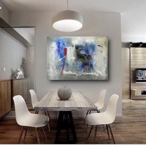 quadri astratti su tela c545 300x300 - quadro per arerdamento moderno 195x100