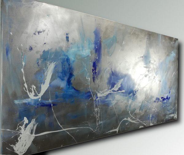 quadro-argento-astratto-moderno-c552