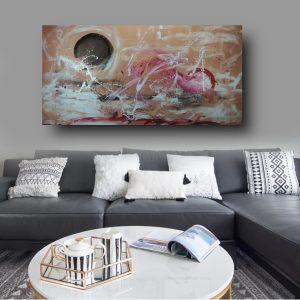 dipinto a mano su tela c566 1 300x300 - QUADRI ASTRATTI D'AUTORE