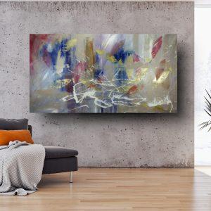 astratto per salotto moderno c570 300x300 - QUADRI ASTRATTI D'AUTORE