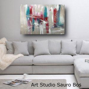 dipinto a mano per soggiorno moderno c569 300x300 - QUADRI ASTRATTI D'AUTORE