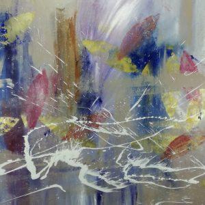 quadro astratto per salotto moderno c570 300x300 - QUADRI ASTRATTI D'AUTORE